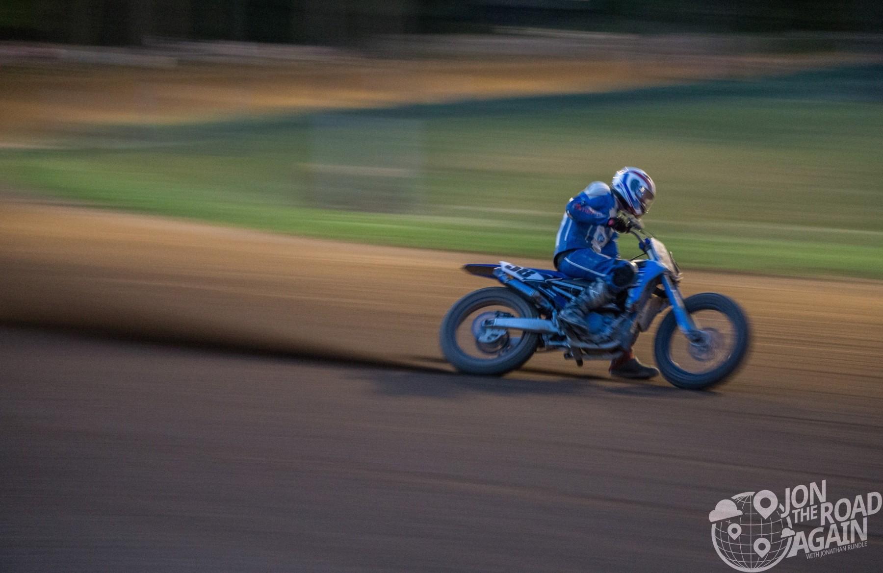 Dirt track Racing at Ashland Ohio