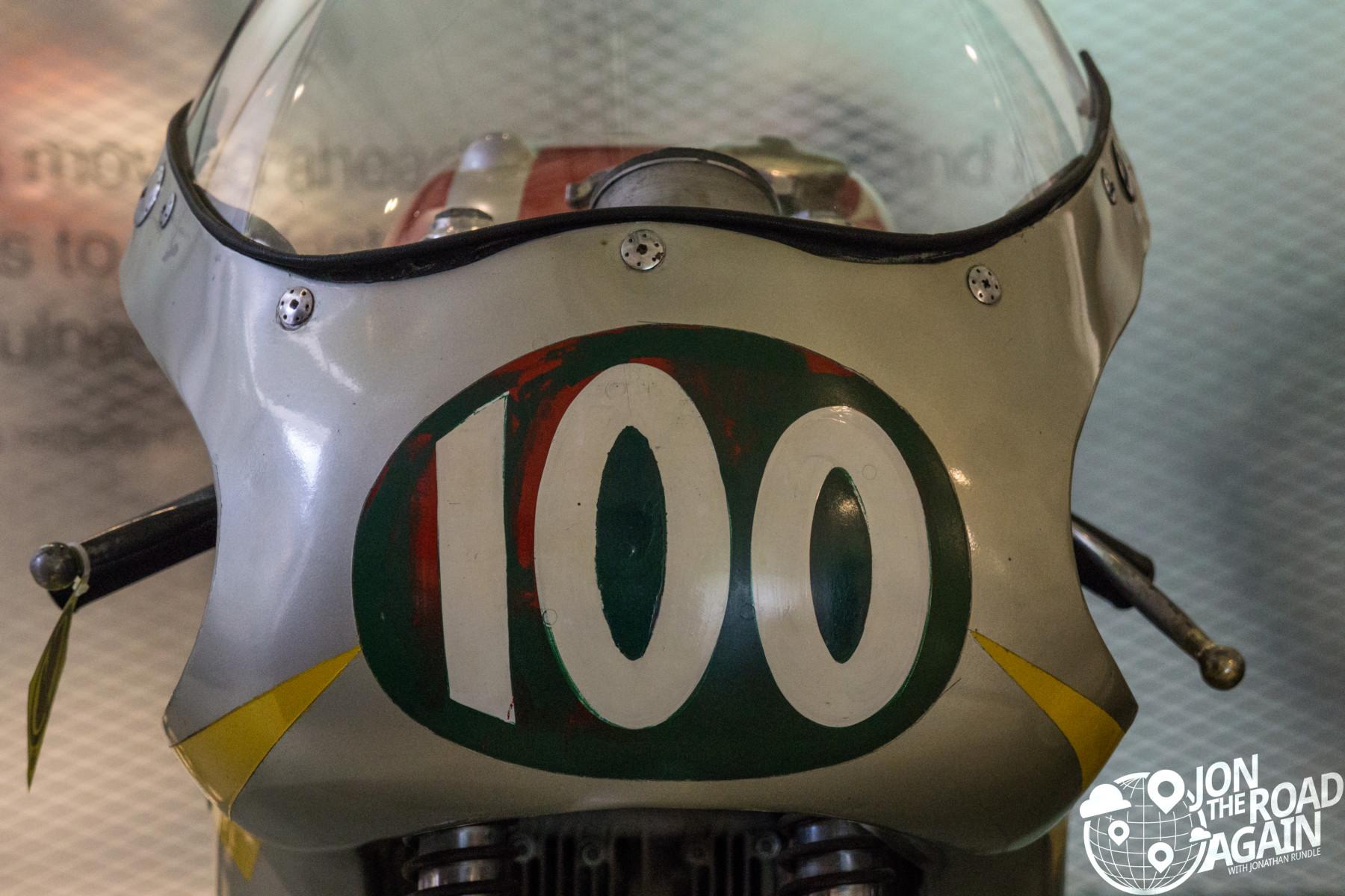Honda Racer AMA Motorcycle Museum