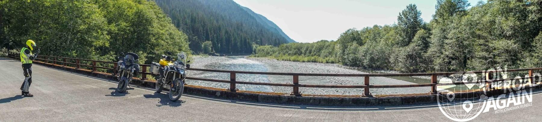 Quinault River Bridge