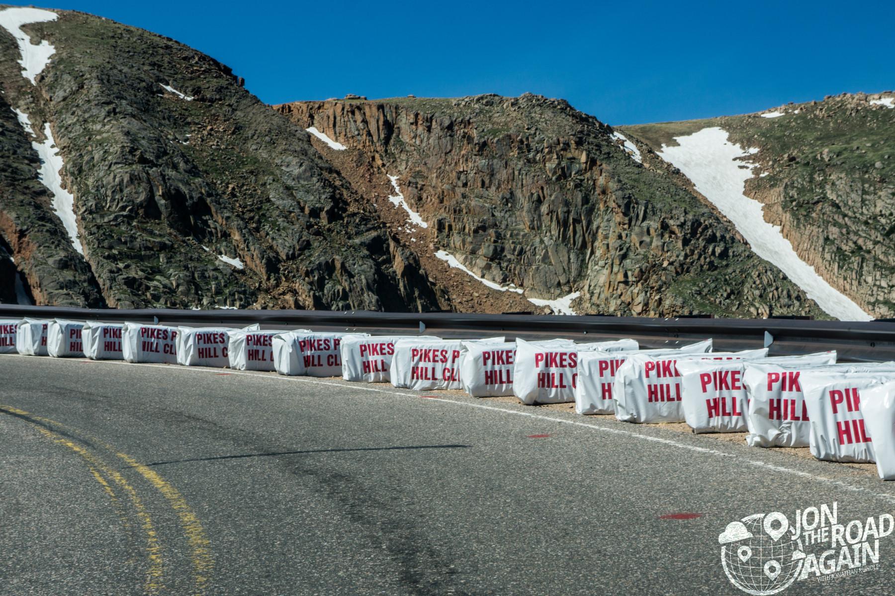 Pikes Peak Turns