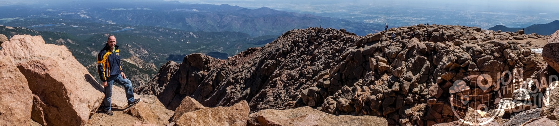 Pikes Peak Panorama