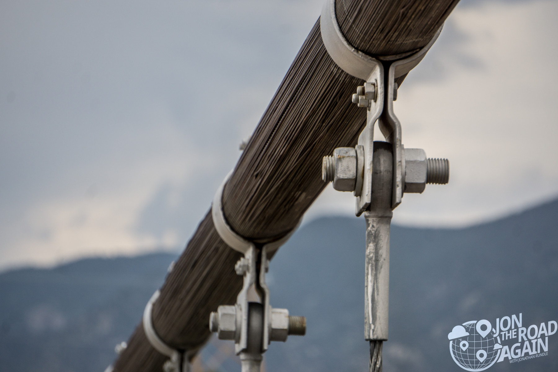 Royal Gorge Bridge Suspension Cables