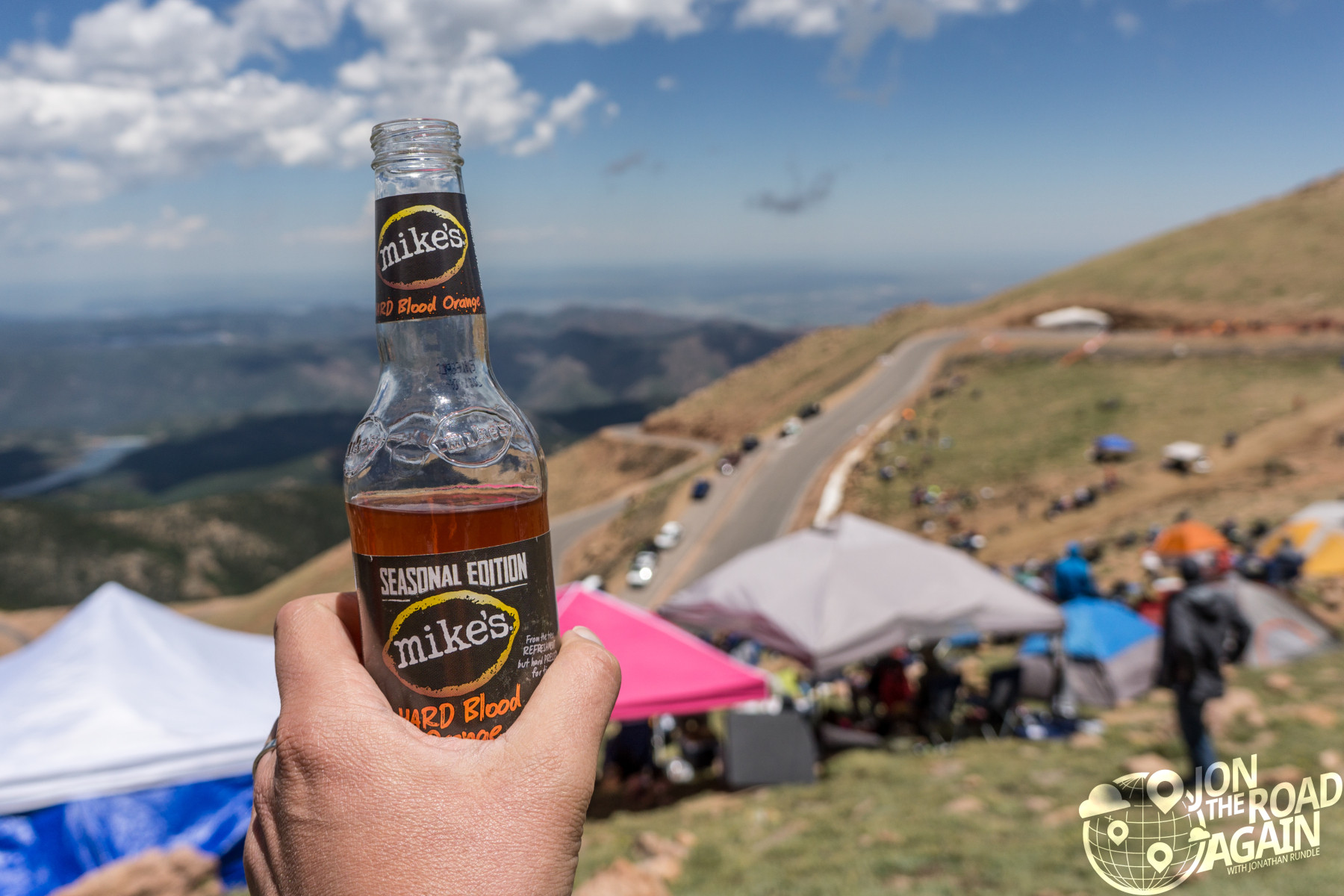 Pikes Peak Hill Climb Beer