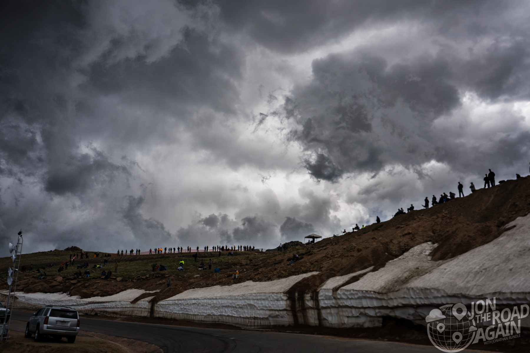 Pikes Peak Hill Climb Weather