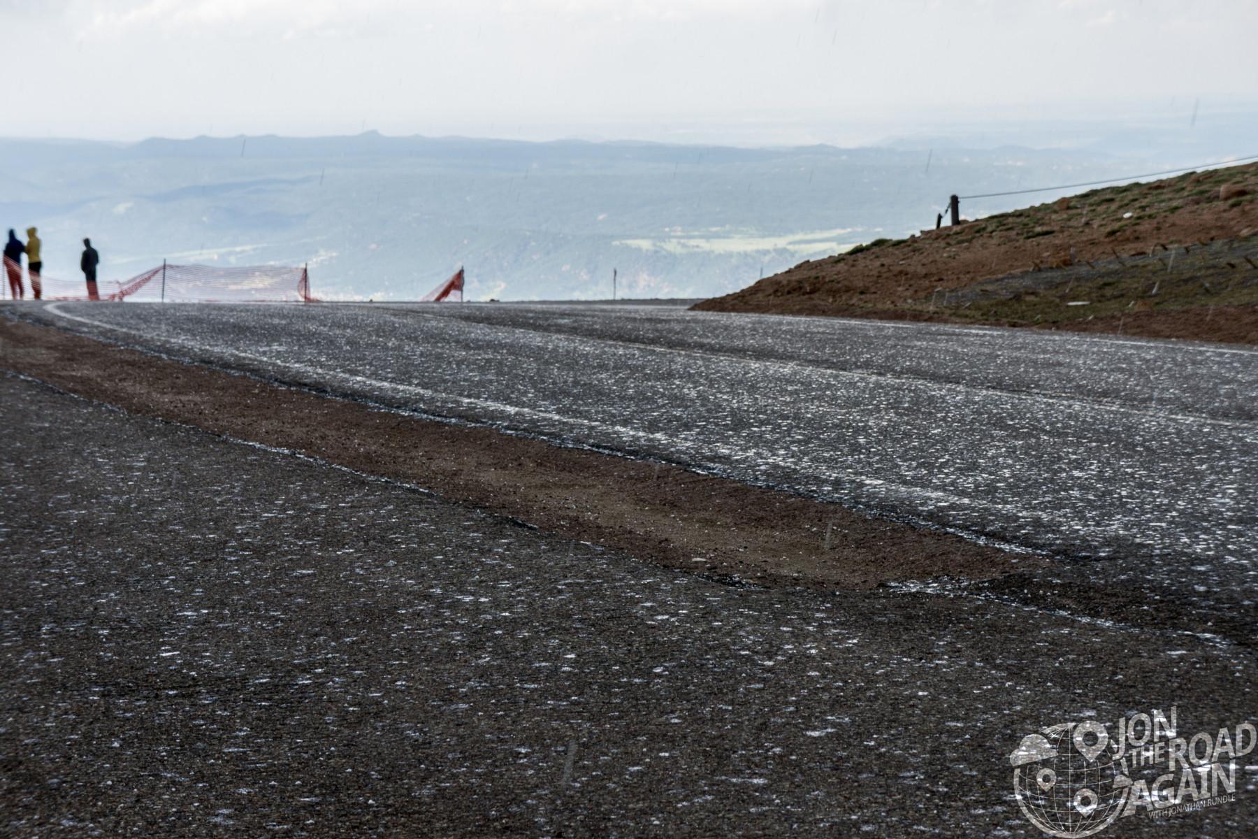 Pikes Peak Hail
