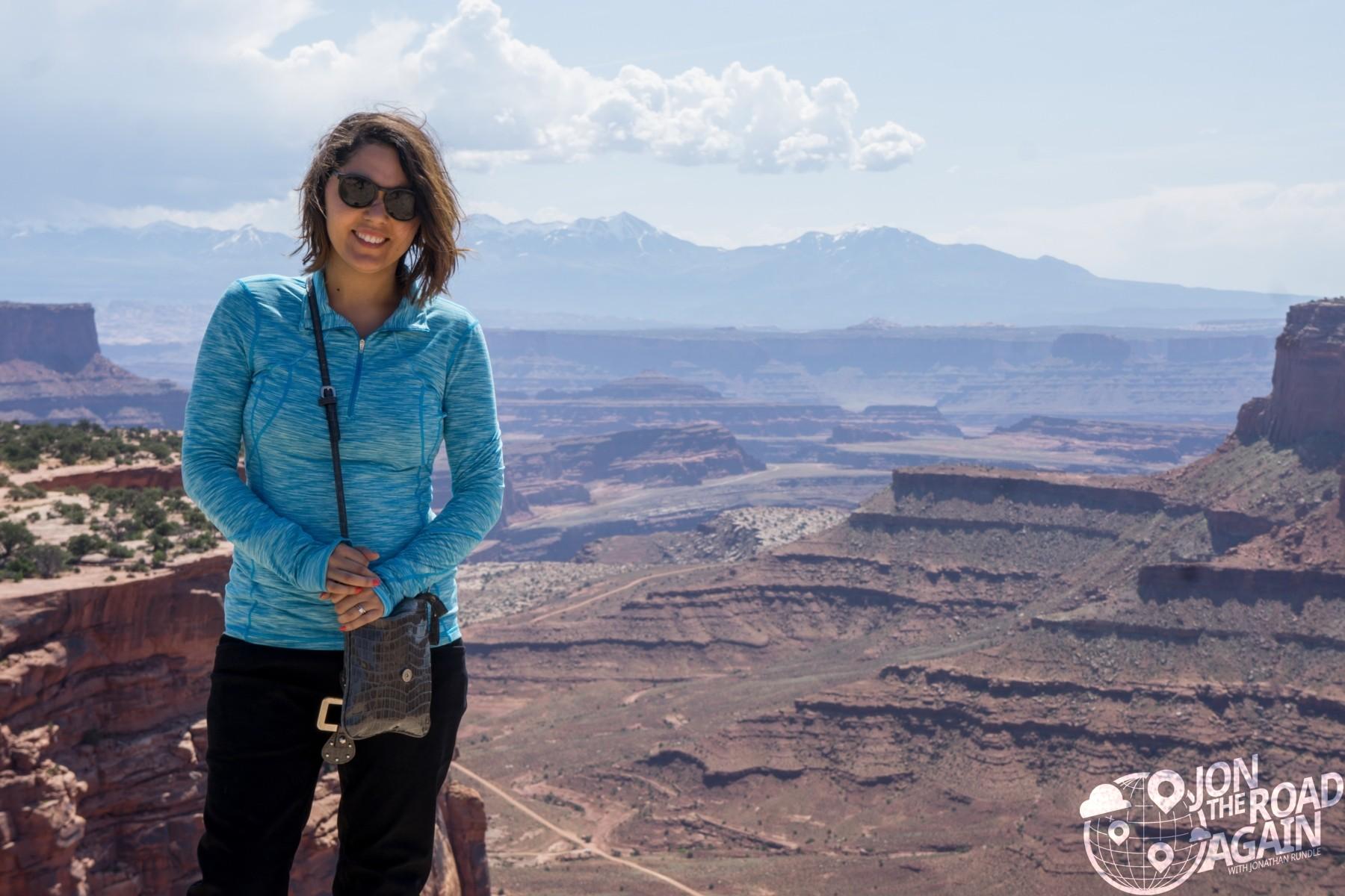 Shafer Overlook Canyonlands