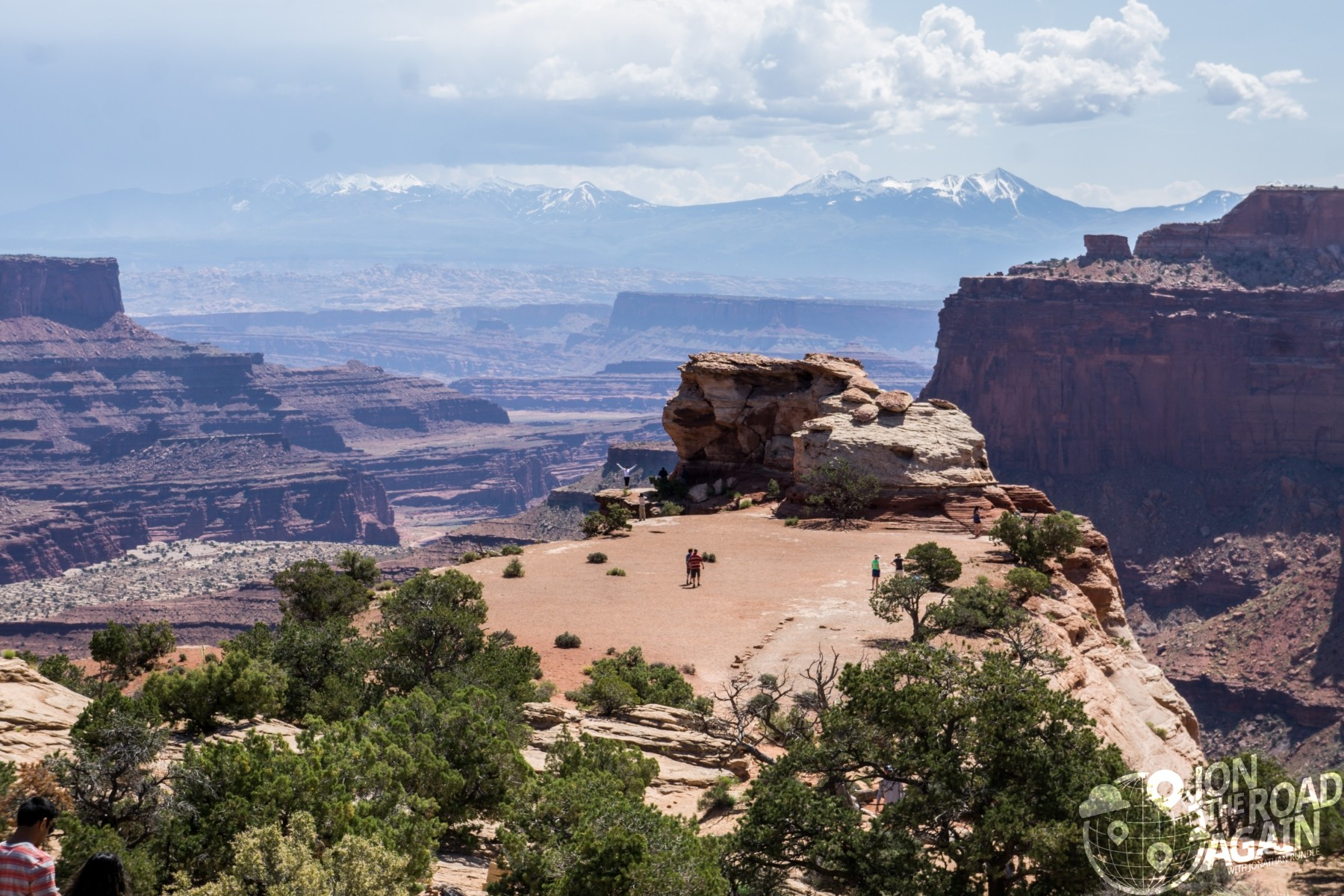 Shafer Overlook Canyonlands