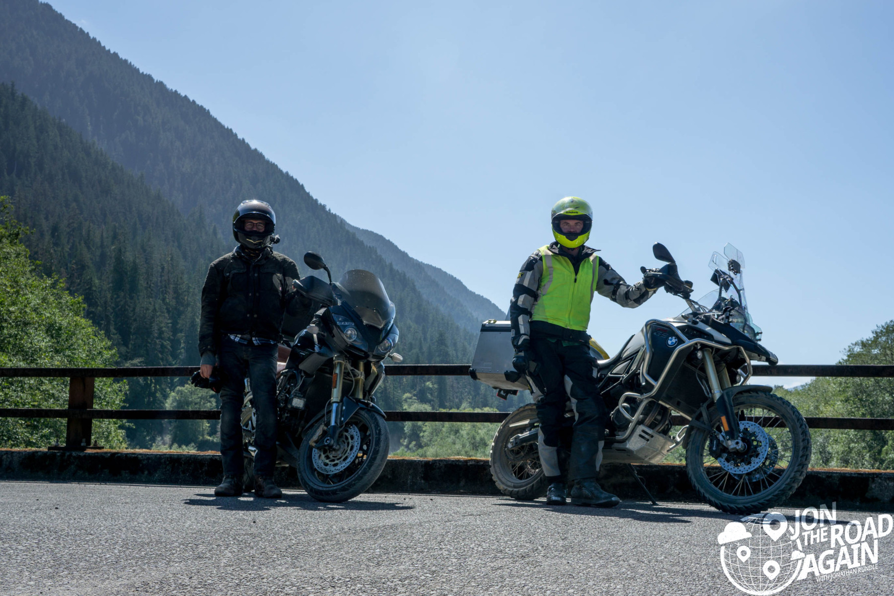 quinault river crossing