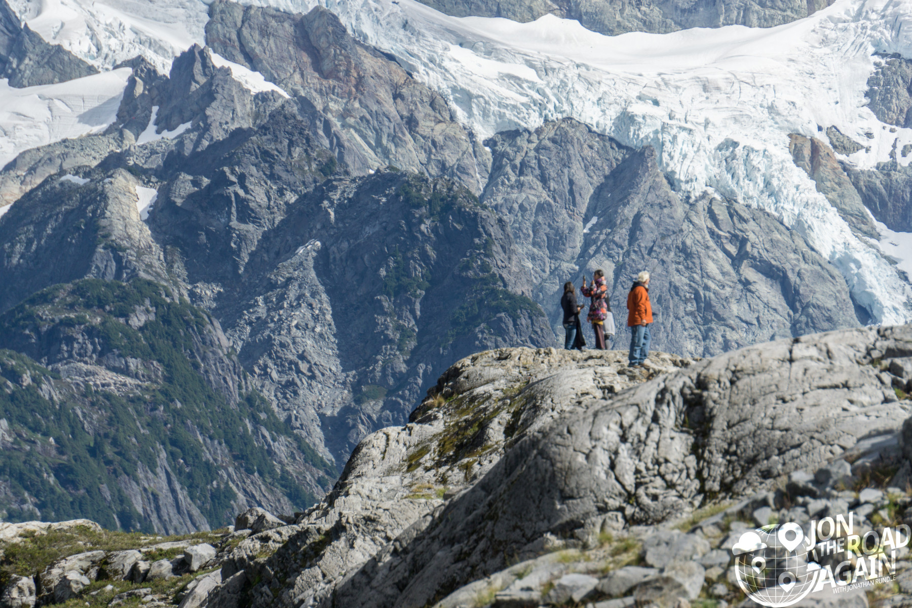 Mount Shuksan and Artist Point