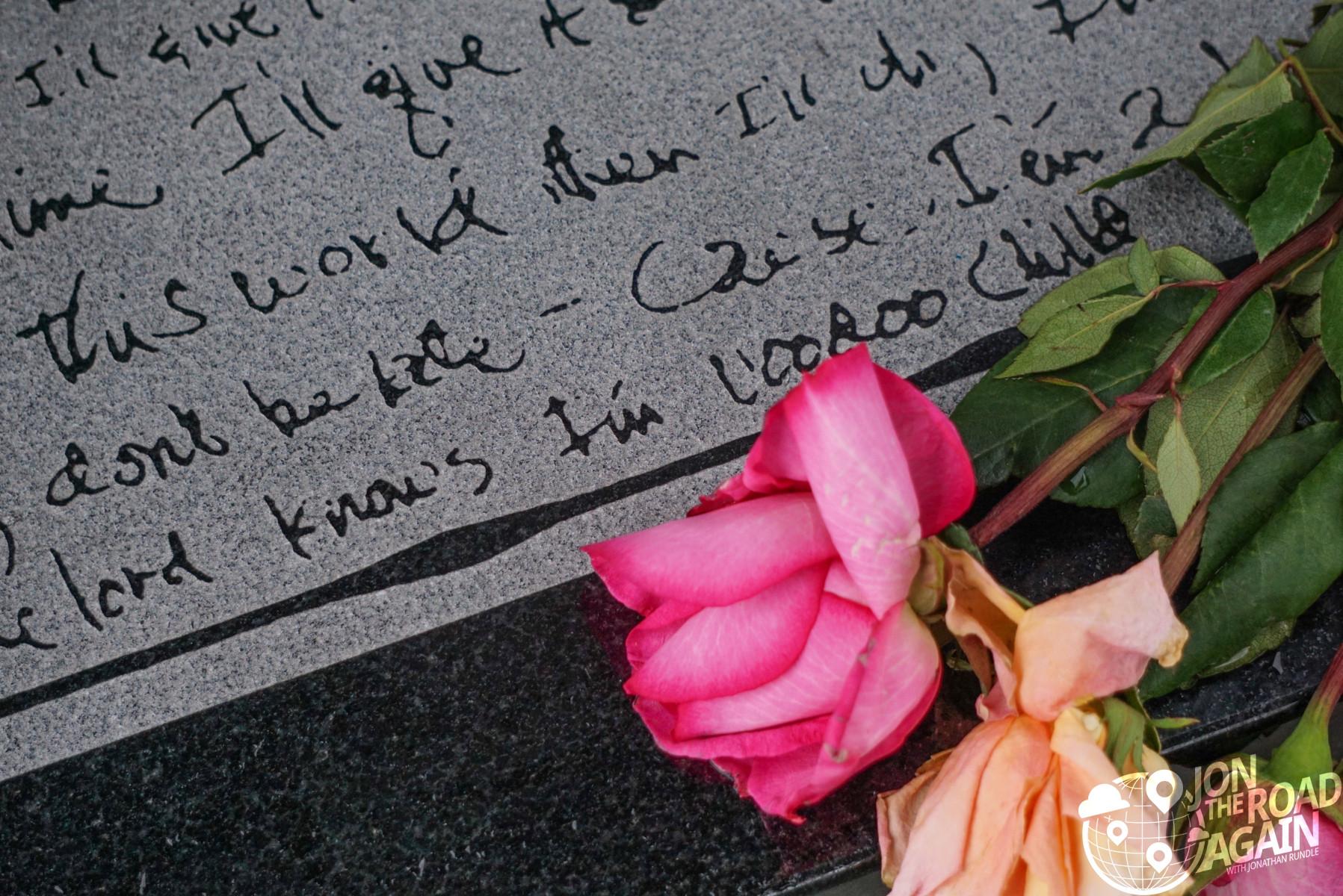 Jimi Hendrix Grave