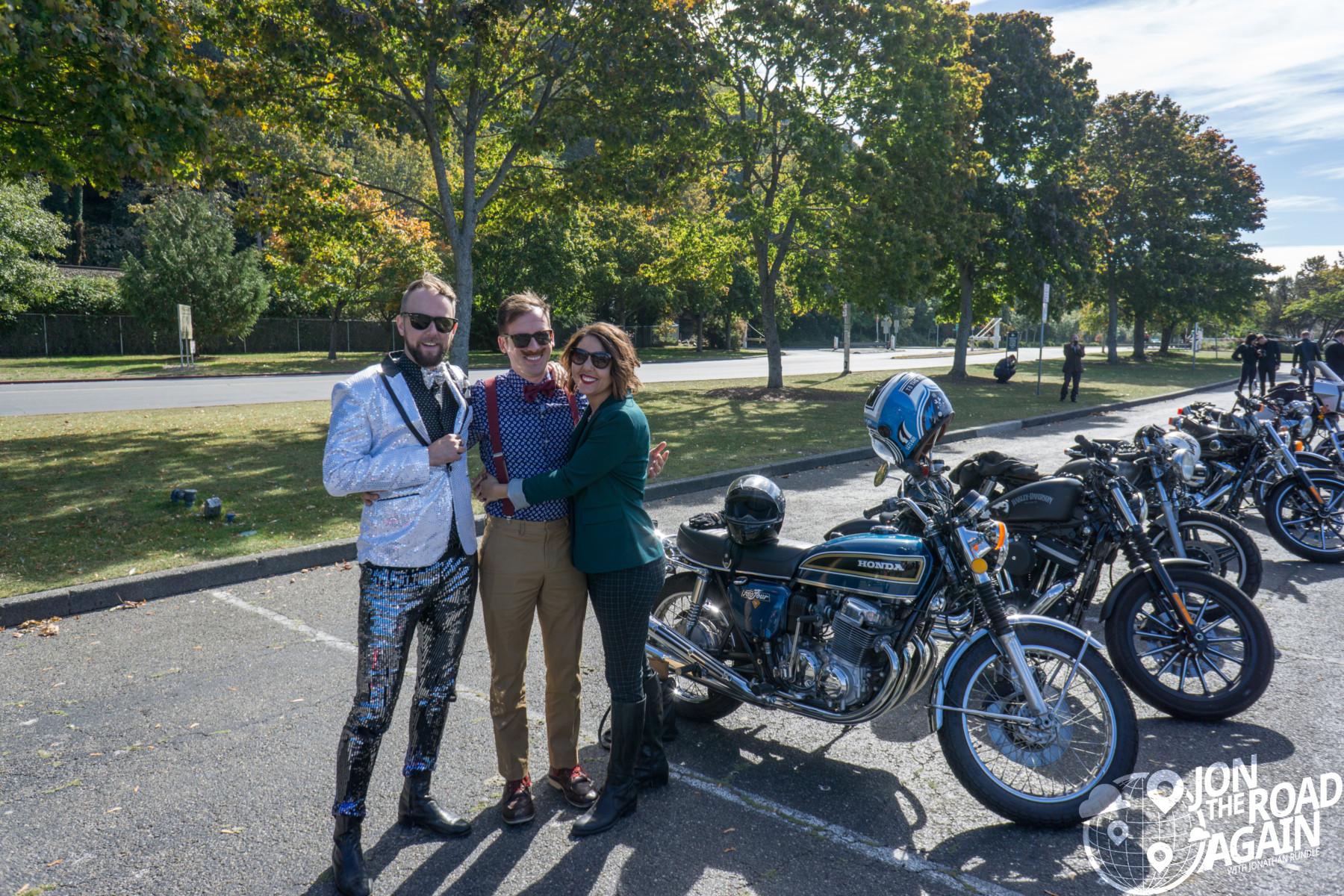 Distinguished Gentlemen's Ride Seattle 2016