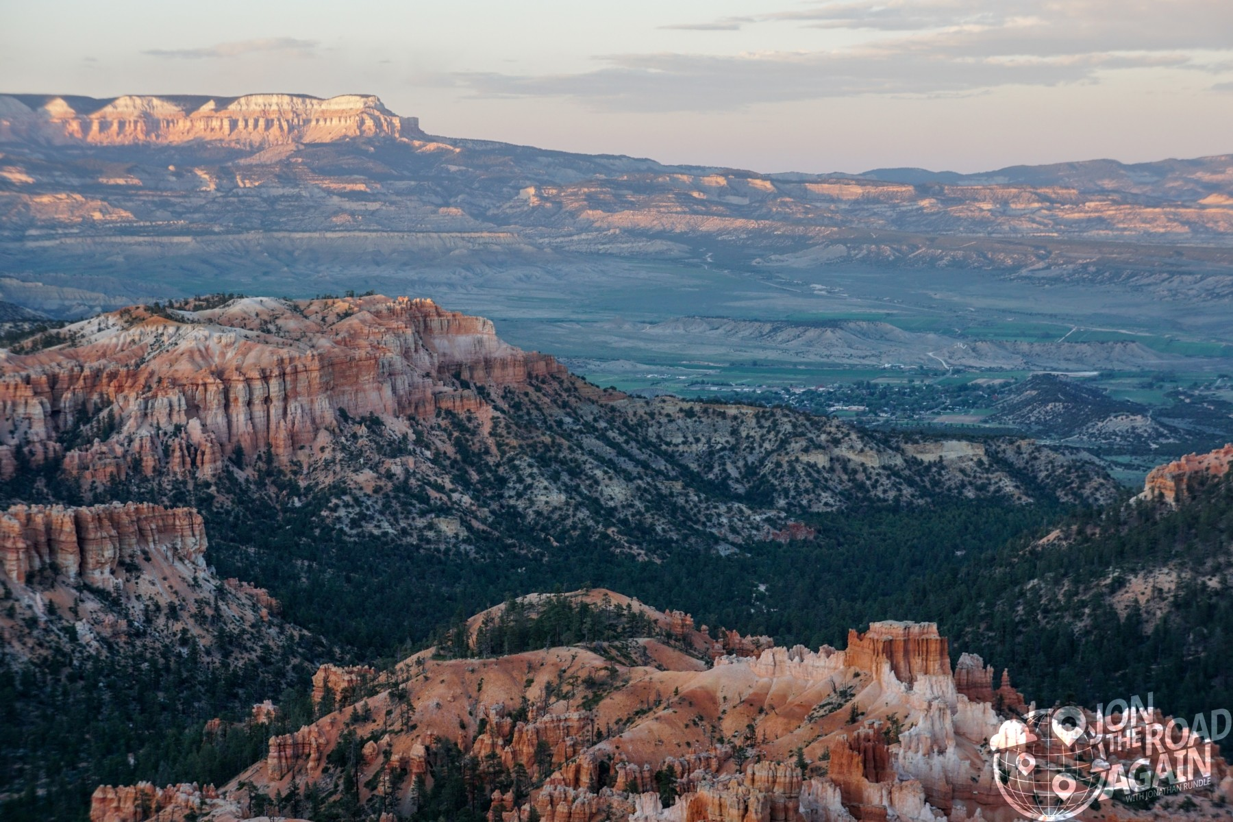 Bryce Canyon at Dusk
