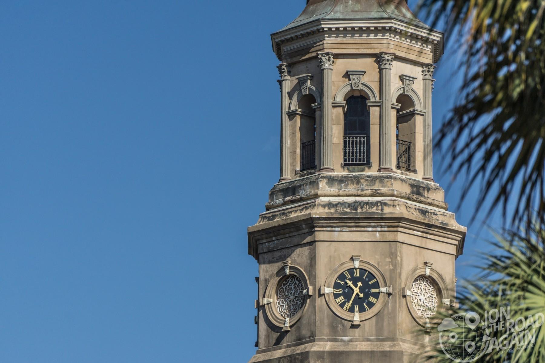 St. Philips Episcopal Church tower