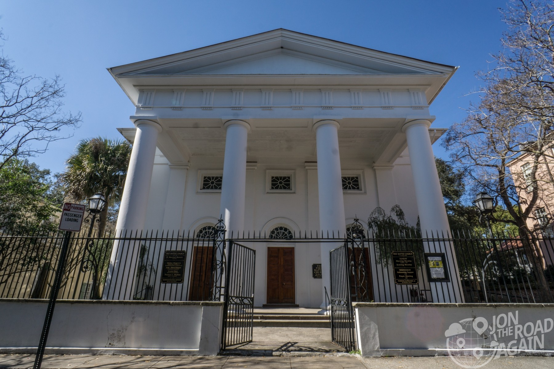 First Baptist Church, Charleston, SC