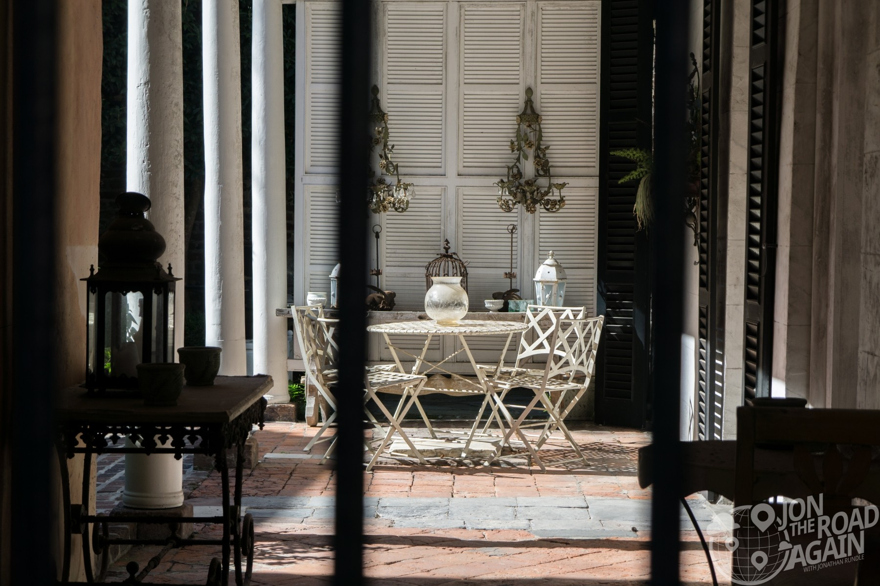 Charleston, SC sun porch