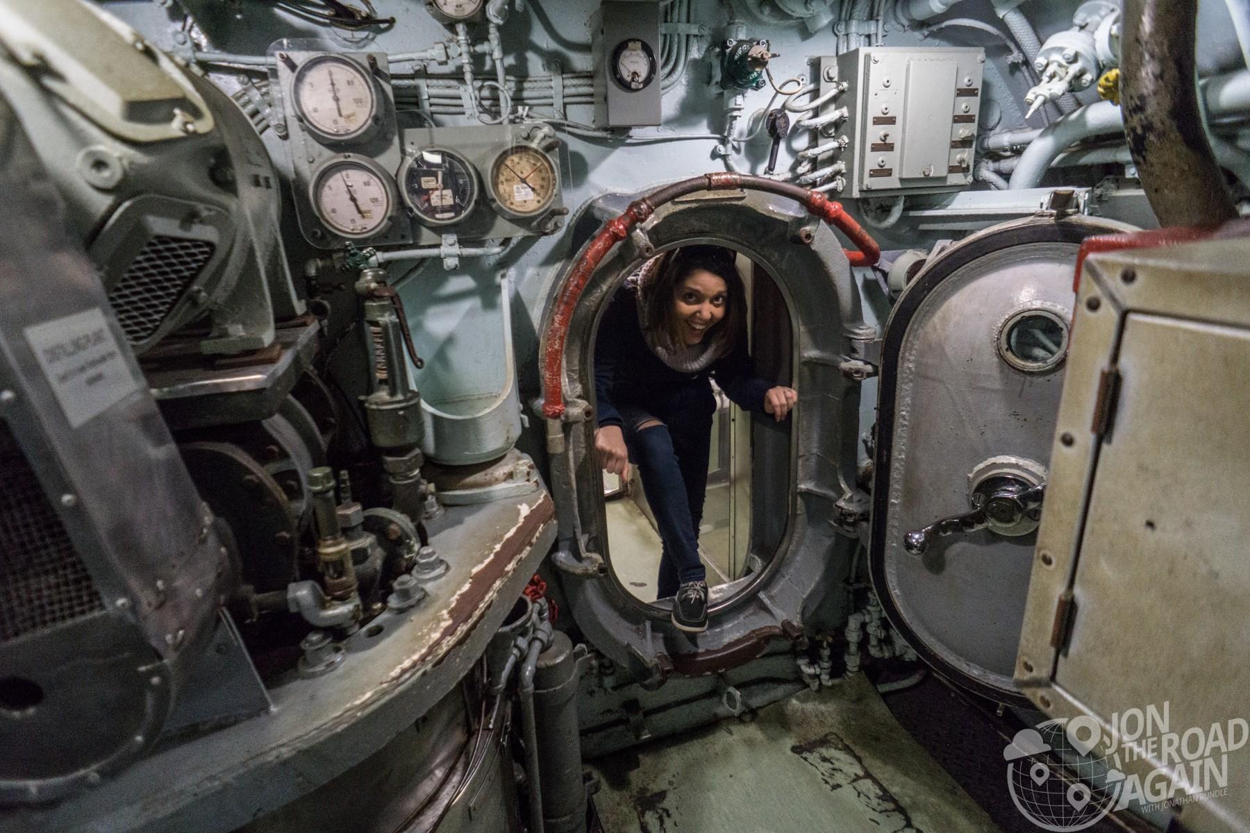 USS Clamagore Submarine Museum