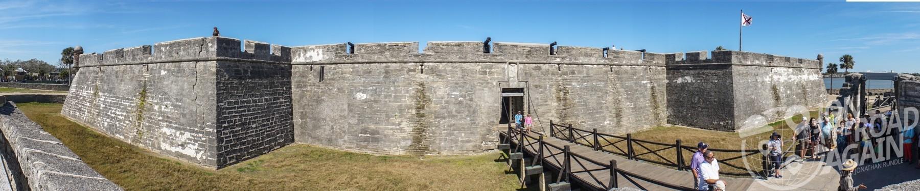 Castillo de San Marcos Panorama