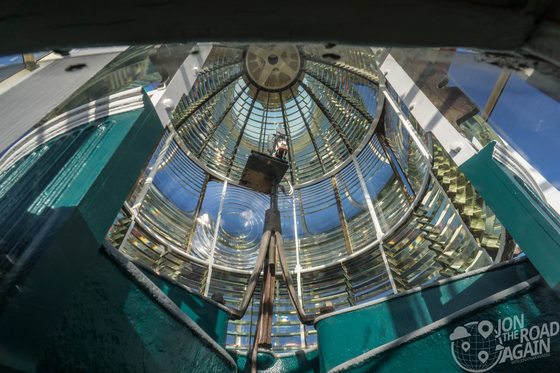 St. Augustine Lighthouse lens