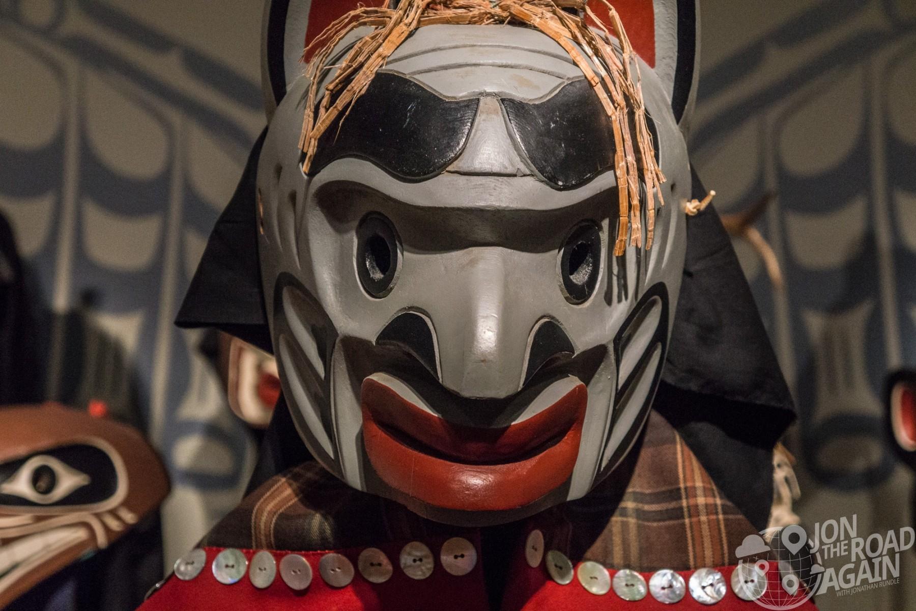 Seattle Art Museum, Native art