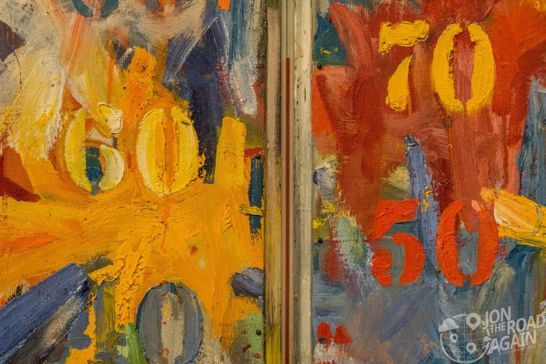 Seattle Art Museum, Jasper Johns Thermometer