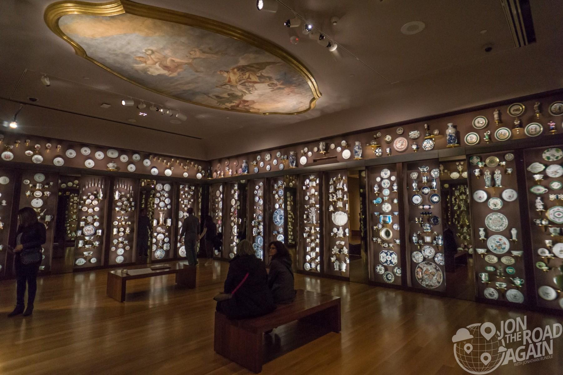 Seattle Art Museum Porcelain Room