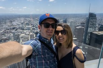 OUE Skyspace Los Angeles Observation Deck