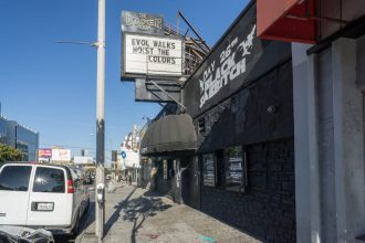 The Viper Room Los Angeles