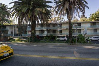 Landmark Motor Hotel, where Janis Joplin died
