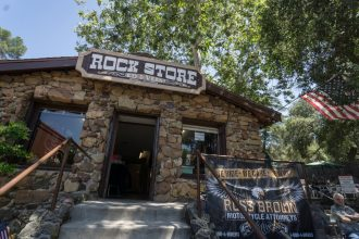 The Rock Store Mullholland Drive