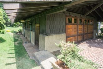 The Gamble House aka Real Doc Brown house from Back to the Future