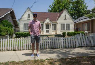 Pee Wee Herman's House from Pee Wee's Big Adventure
