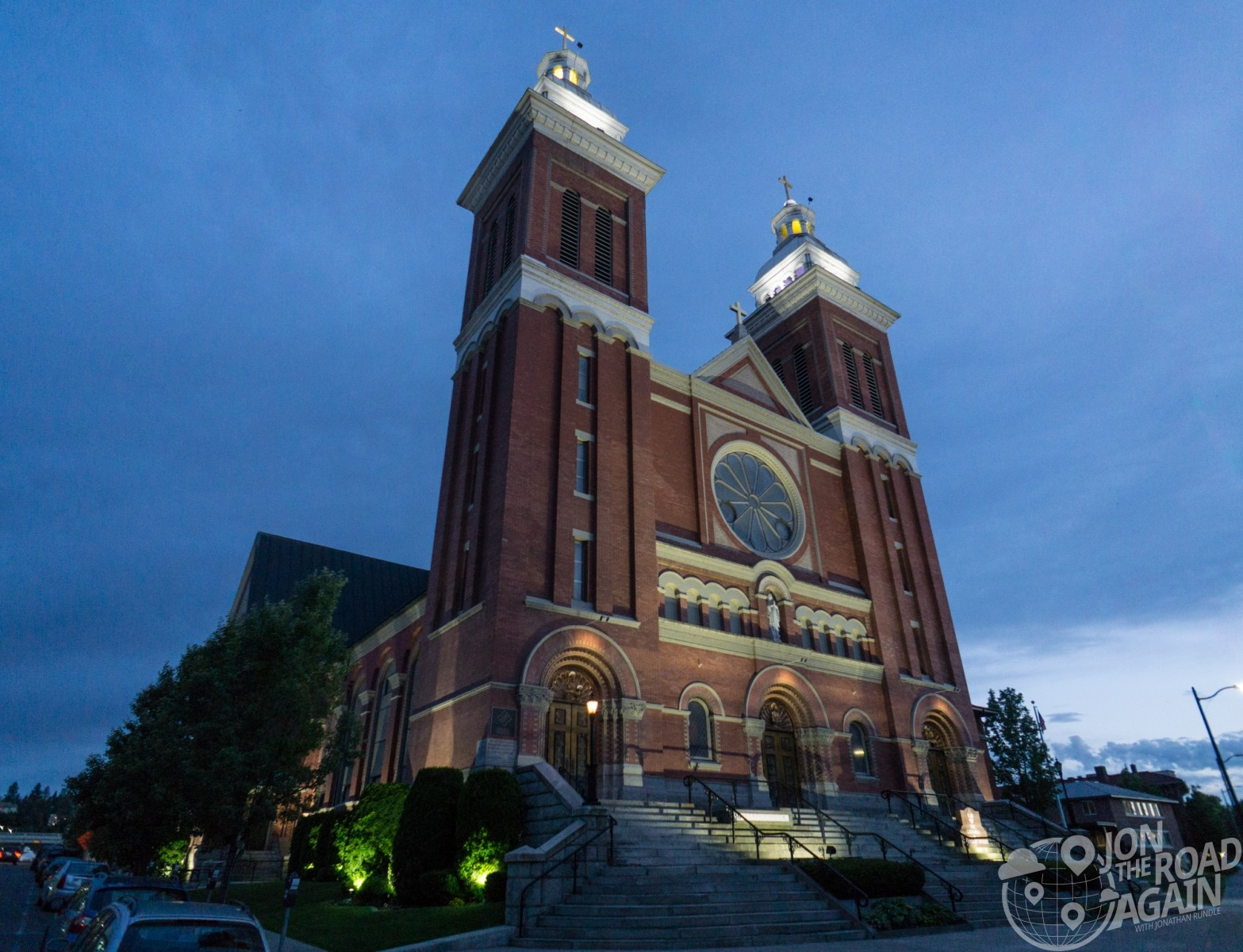 Cathedral of Our Lady of Lourdes, Spokane, WA