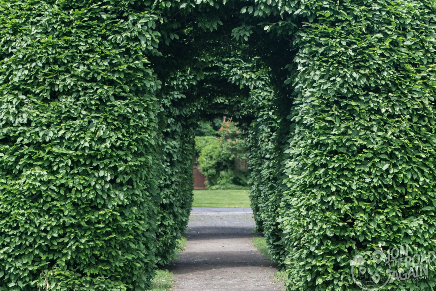 Duncan Garden at Manito Park, Spokane, WA