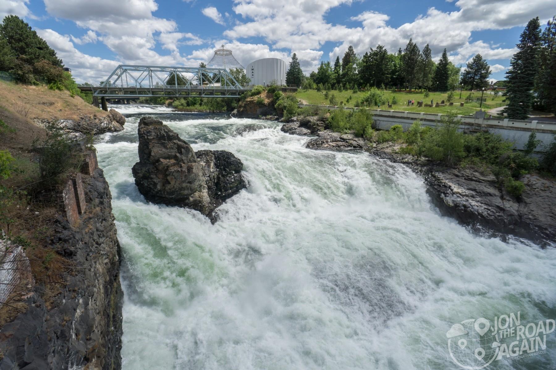 Spokane, WA Riverfront Park