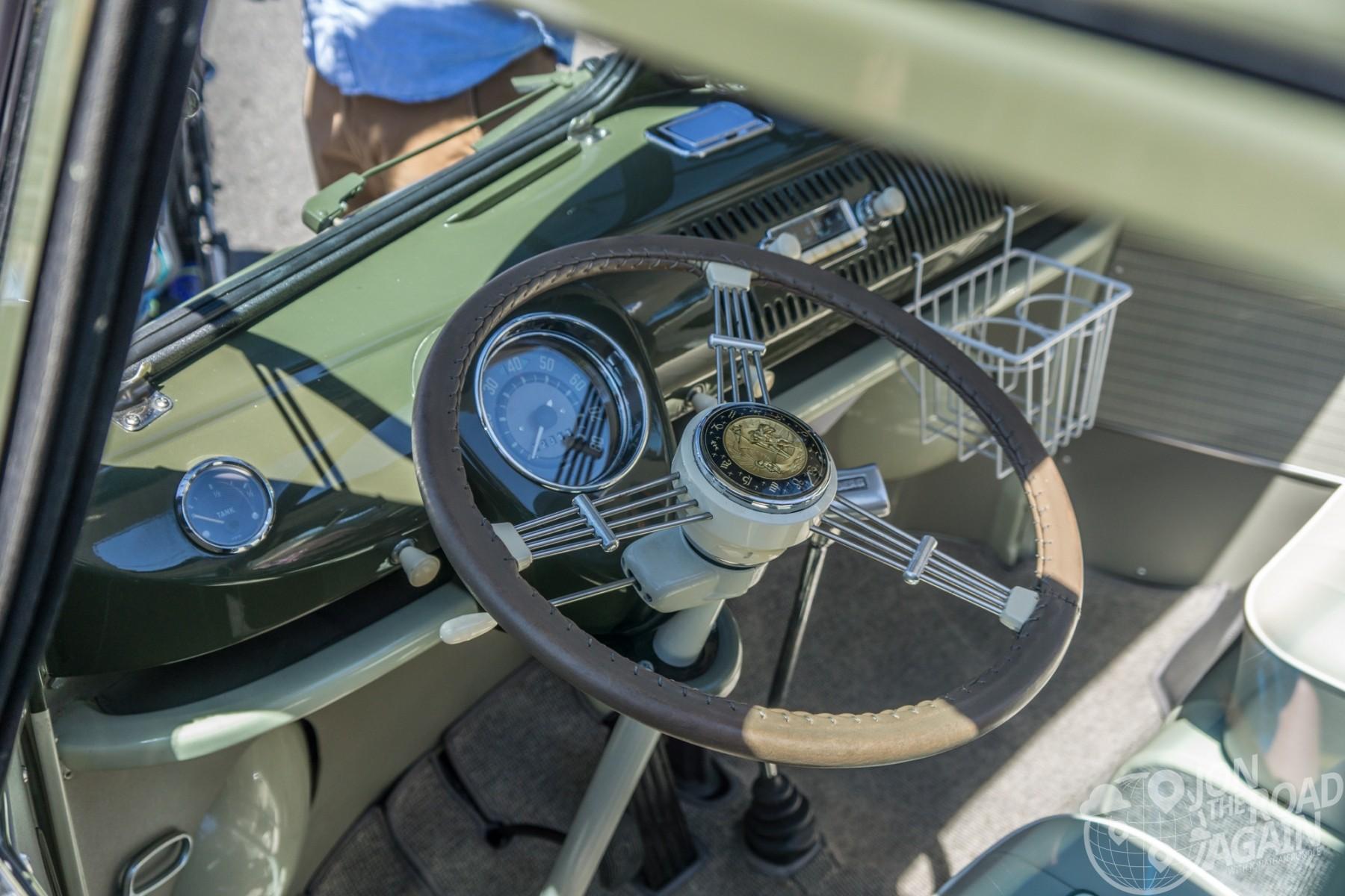 Greenwood Car Show VW Bus