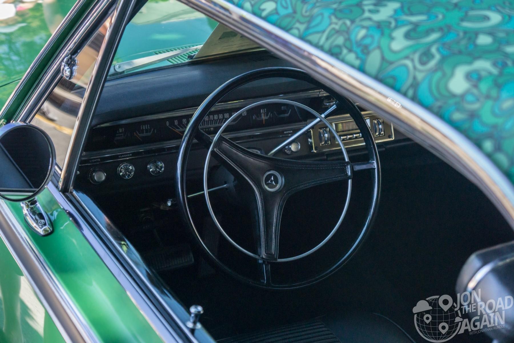 Greenwood Car Show Dodge Dart
