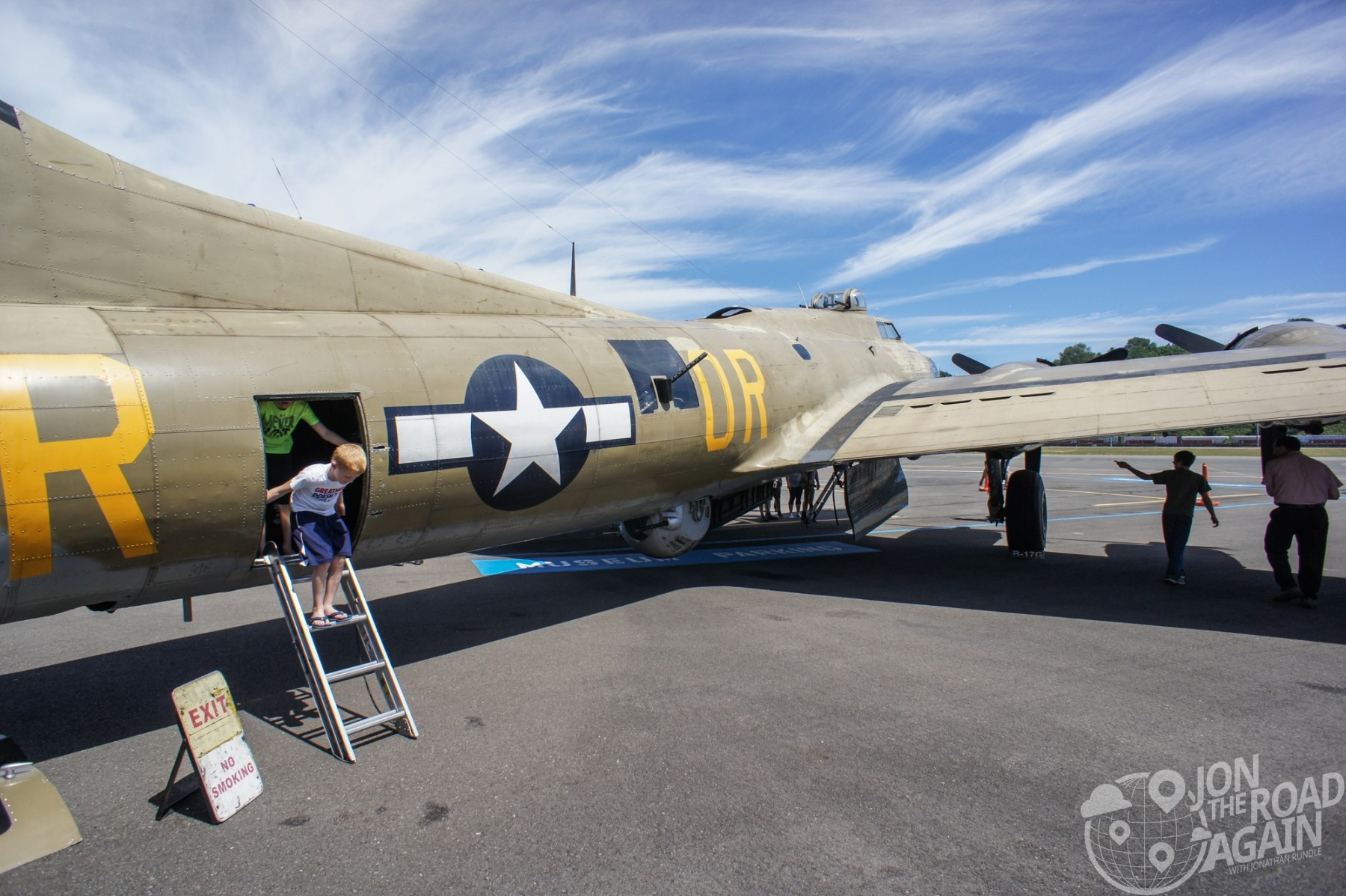 Collings Foundation B-17 Flying Fortress