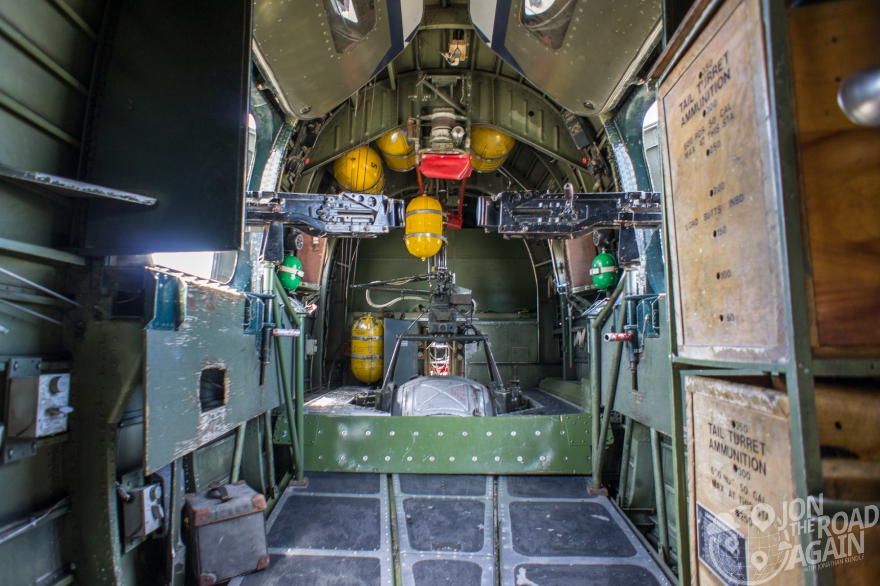 Collings Foundation B-24 Liberator Witchcraft