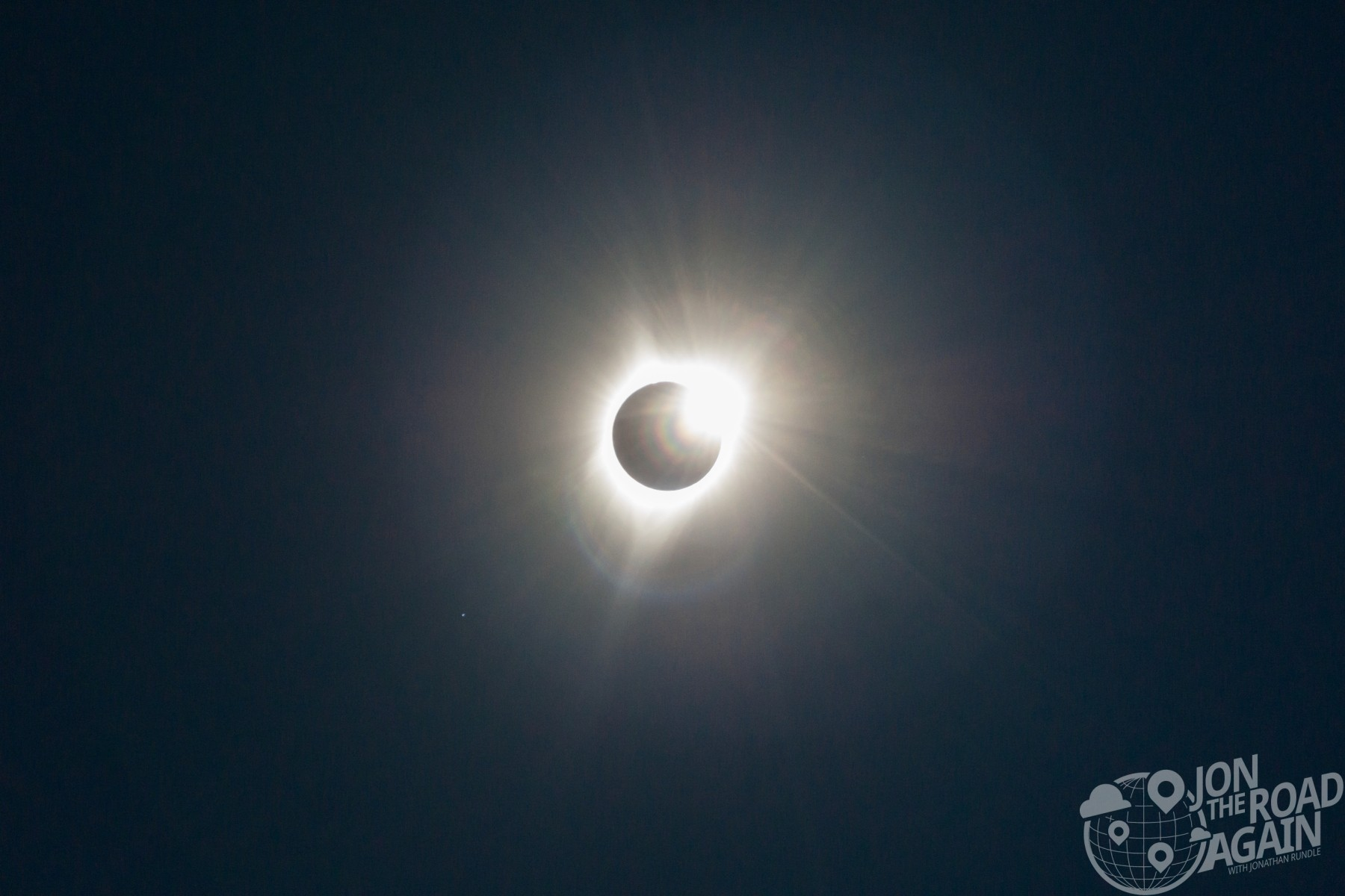 Diamond Ring eclipse