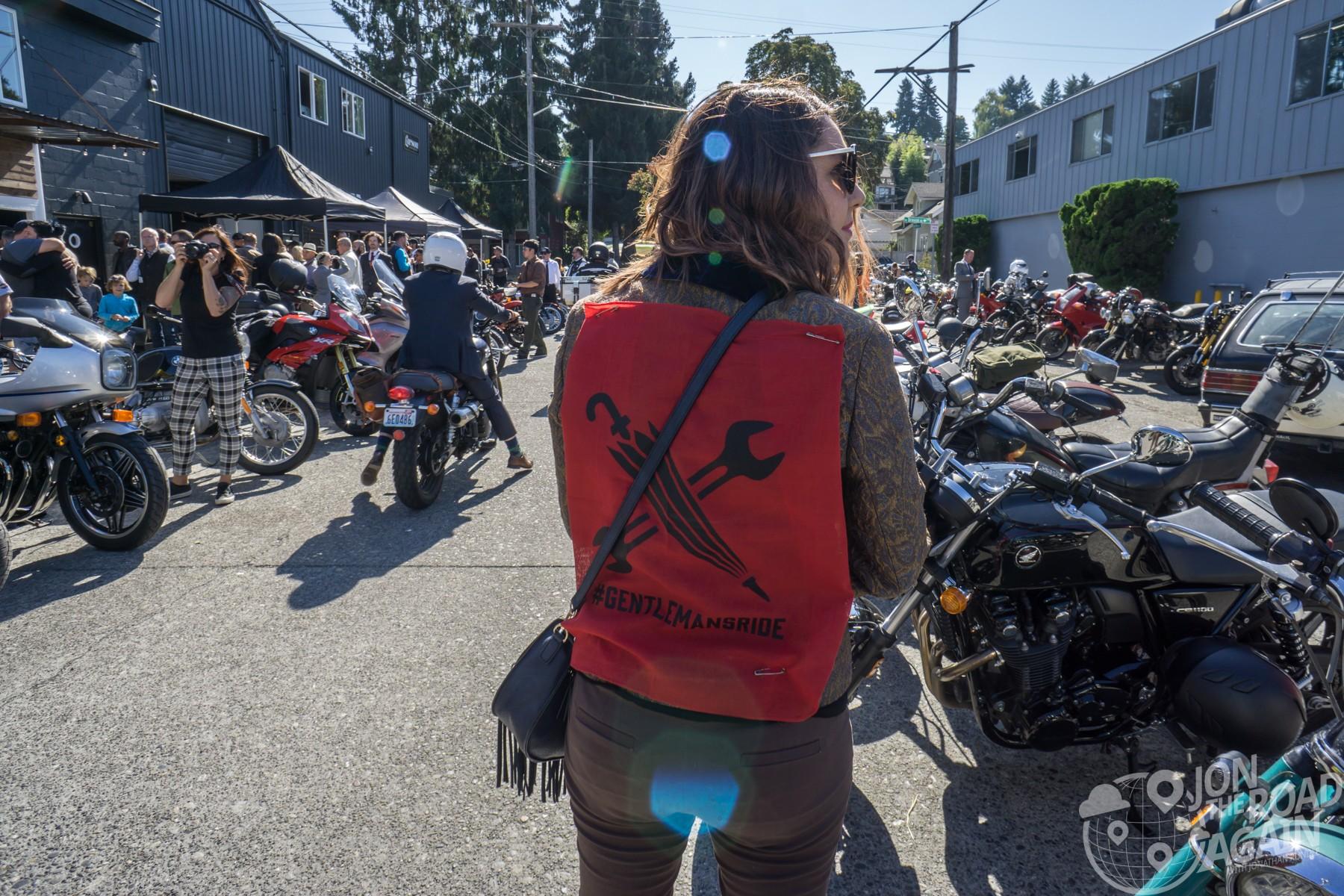 Distinguished Gentleman's Ride Seattle