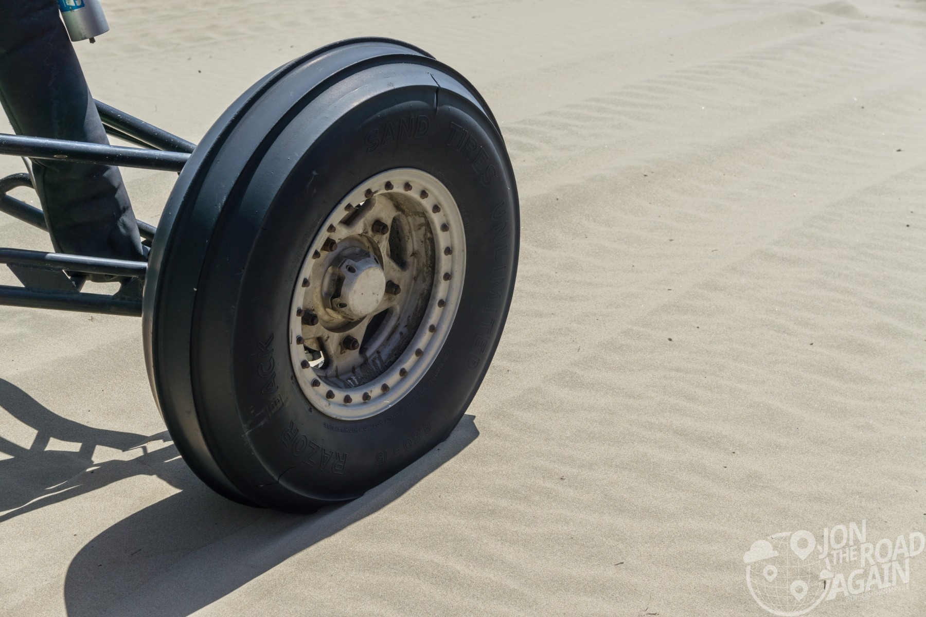 sand tire at oregon dunes