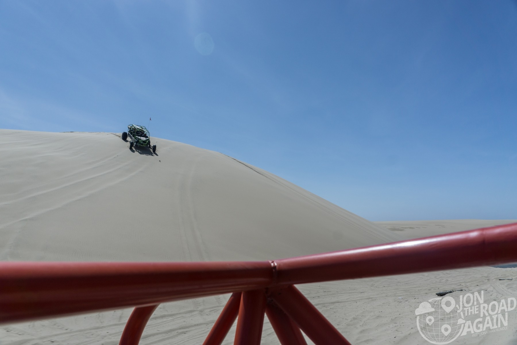 fun on the oregon dunes