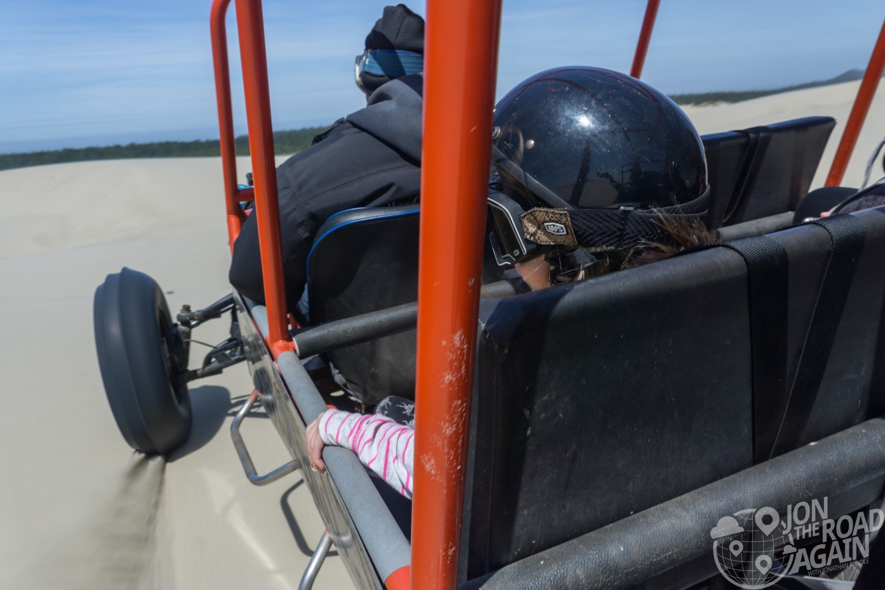 all ages fun at sandland adventures