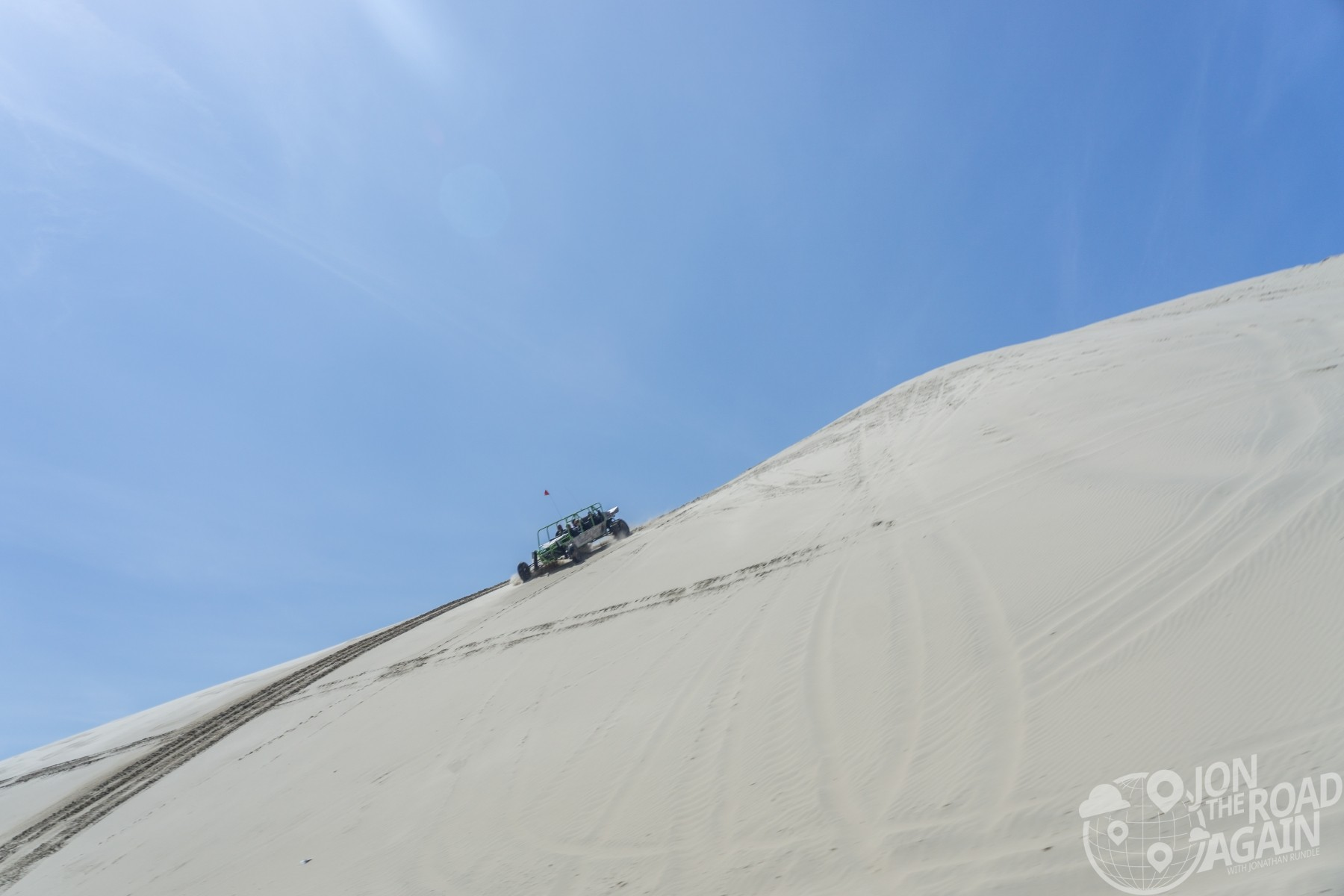 dune buggy at oregon dunes
