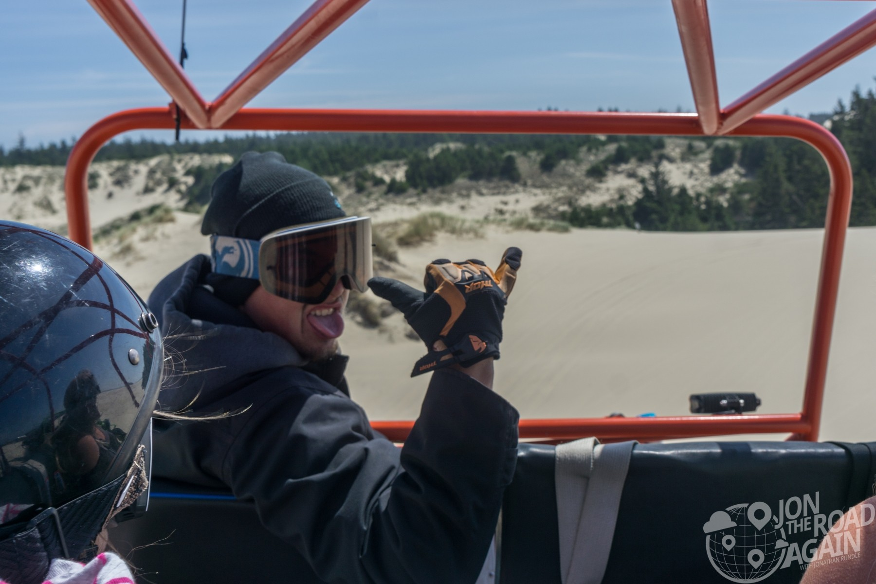 sandland adventure tours at oregon dunes