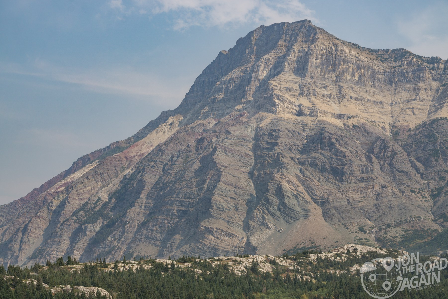 Vimy Peak Waterton Lakes