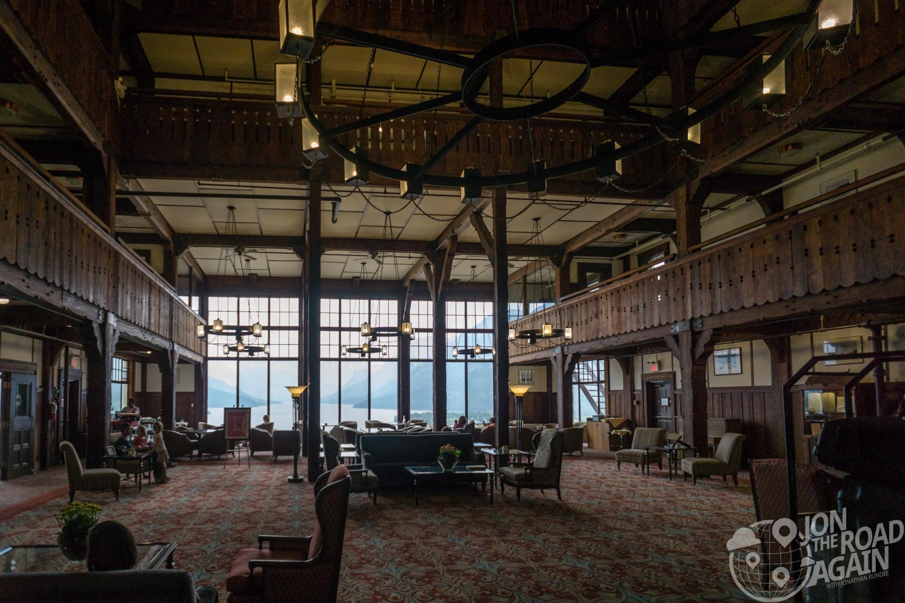 Prince of Wales Hotel, Waterton Lakes, Alberta, Canada