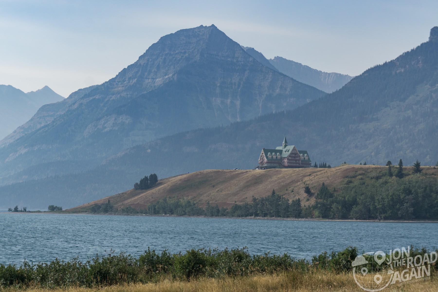 Prince of Wales Hotel Waterton Lakes