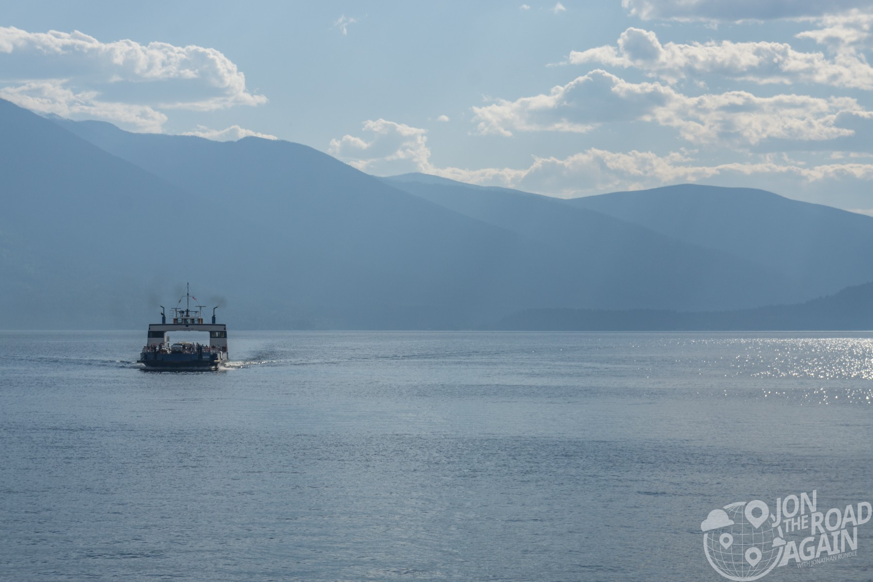 Kootenay Bay / Kootenay Lake Ferry to Balfour