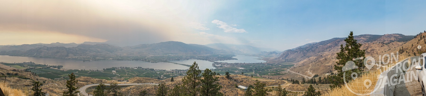 Osoyoos Anarchist Mountain lookout